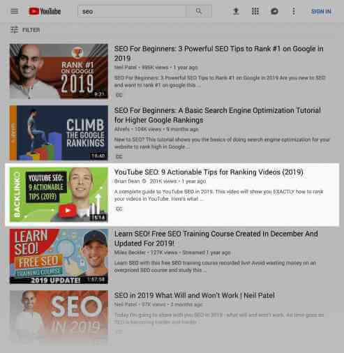 Featured Image for search seo on youtube, free views on youtube, get youtube views free, get youtube views for free, how to get free youtube views, free views for youtube videos